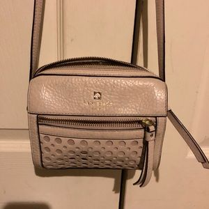 Pale pink cross body Authentic Kate Spade purse.